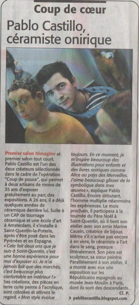 Nimagine Midi Libre